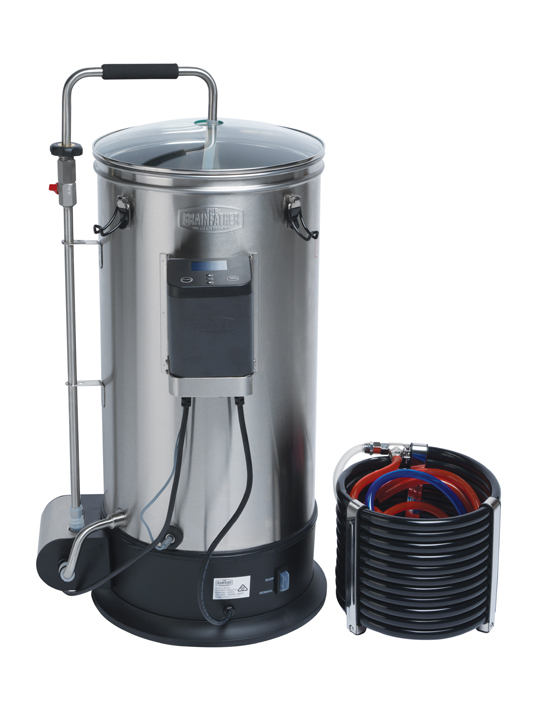 Grainfather Connect Brausystem