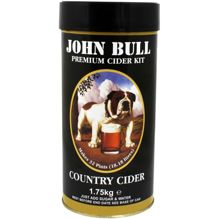 J. Bull Country Apple Cider, 1,8 Kg - Sonderangebot !!!