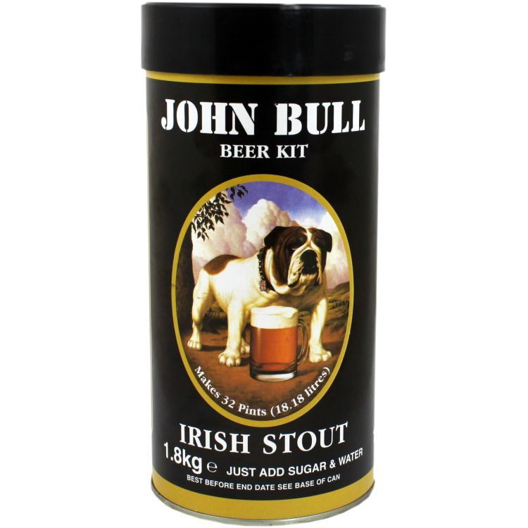 Irish Stout, 3,3 Kg (John Bull)